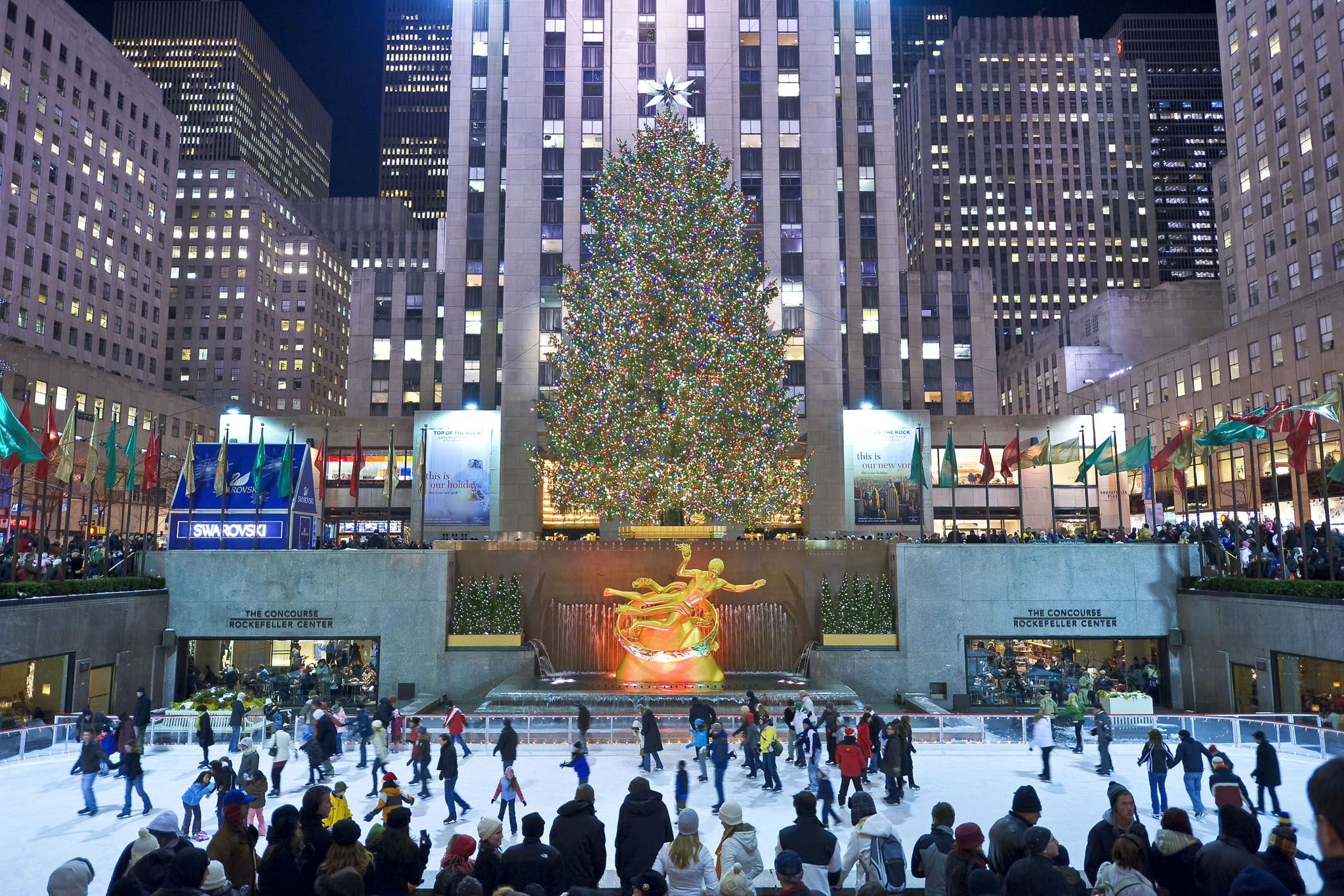 Western Winter Wonderland - Why You Should Check Out NYC In